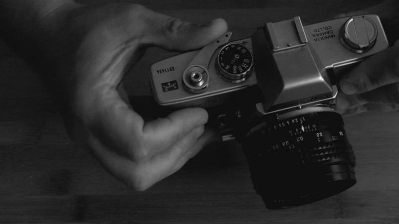 Using 35mm film SLRs for Double Exposures