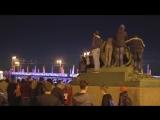 Очаровательно красивый Ночной Санкт-Петербург