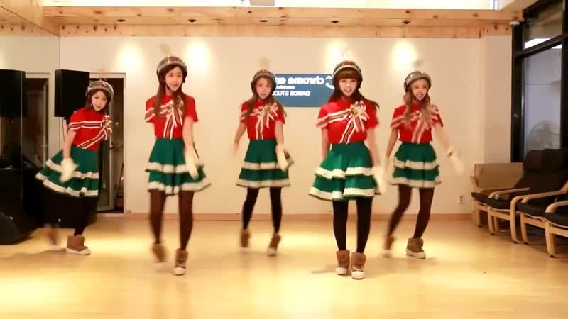 Crayon Pop Lonely Christmas
