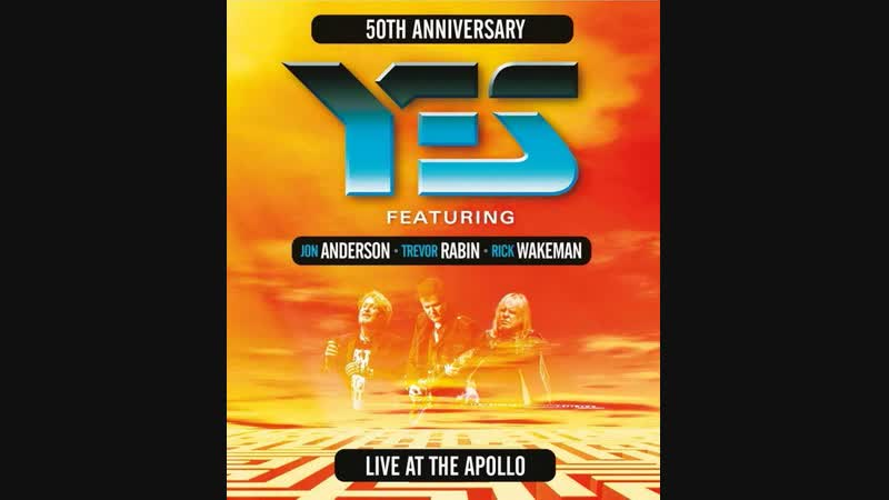 Yes - Live at the Apollo 2017
