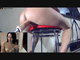 Fucking machine fucking big ass big ass butts booty tits boobs bbw pawg curvy mature milf
