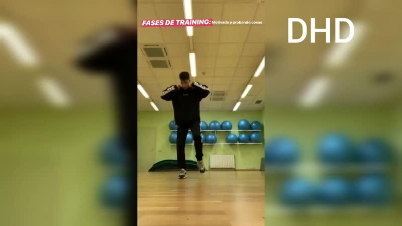 Shuffle Dance 110 [DHD]
