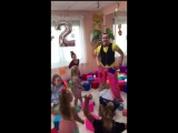 День рождения в La Familia