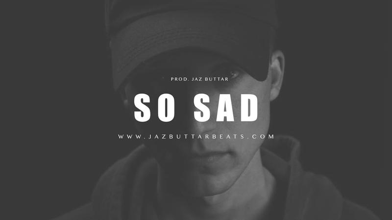 NF Type Beat - So Sad | Russ x J Cole | Dark Hip Hop Rap Beat Instrumental 2019