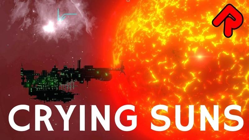 CRYING SUNS gameplay The Best FTL Clone Yet Kickstarter demo