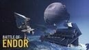 Battle of Endor NEW Map Mod 4K Minimal HUD Gameplay Star Wars Battlefront II