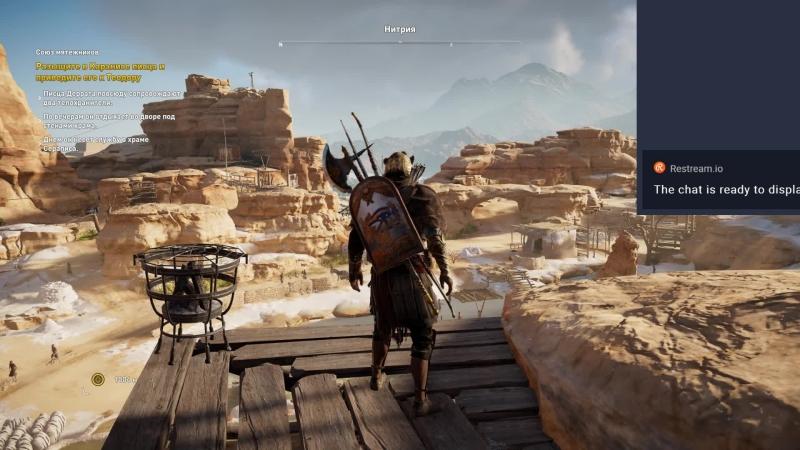 ►СТРІМ УКРАЇНСЬКОЮ ► Assassin's Creed Origins ►Таємниця пірамід