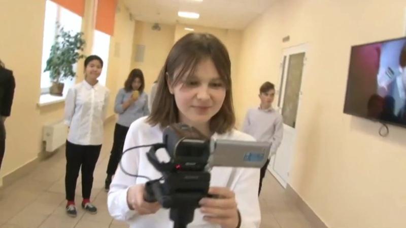 Сюжет телекомпании Ветта о нас!