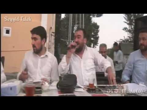 Seyyid Taleh - Eli Eli Movla Eli (e) 2018