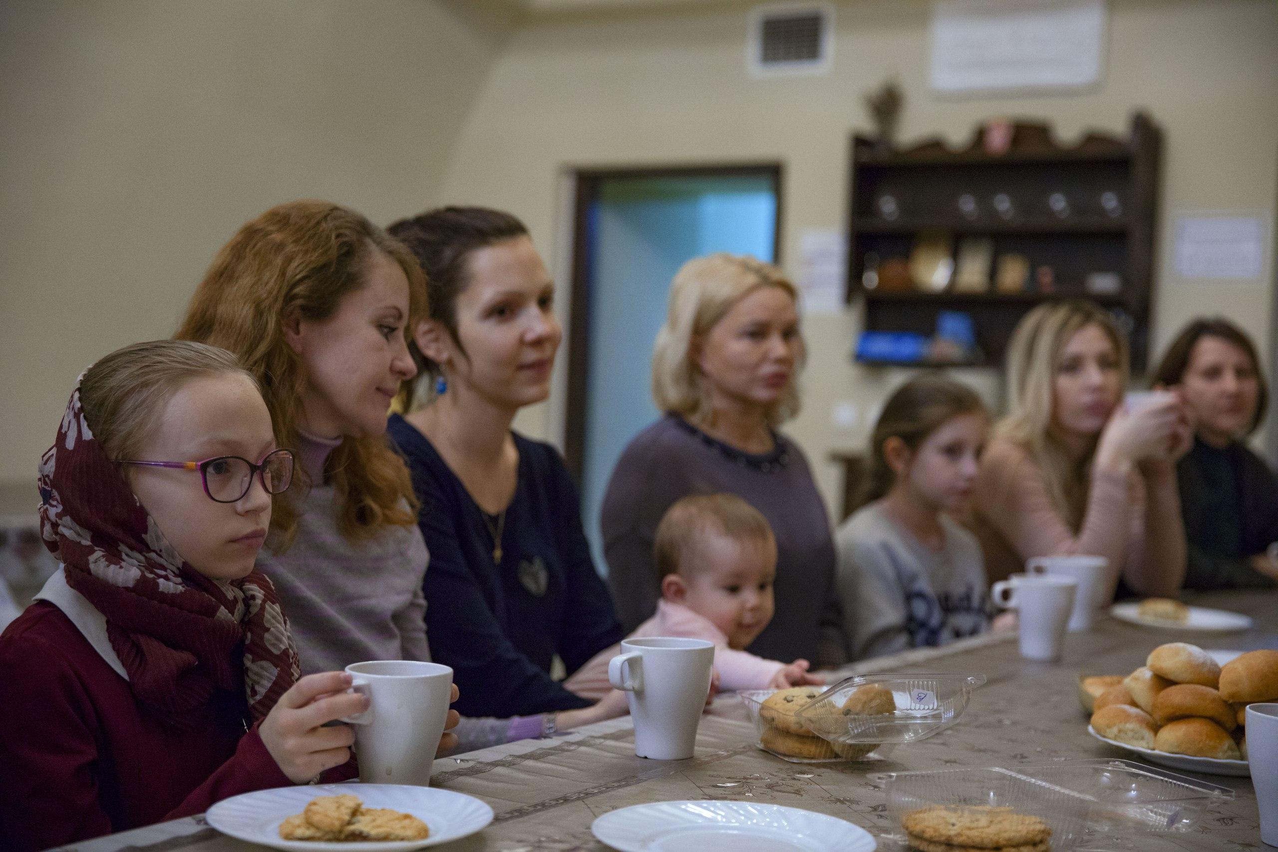 При православной гимназии Казани стартовал курс «Женская традиционная культура»
