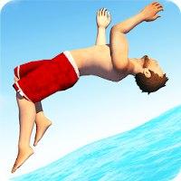 Flip Diving [Мод: много денег]