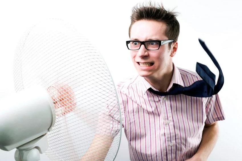 В сильную жару можно уходить с работы раньше?