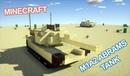 Minecraft M1A2 Abrams Tank Tutorial