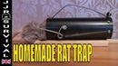 Homemade Rat Tube Traps