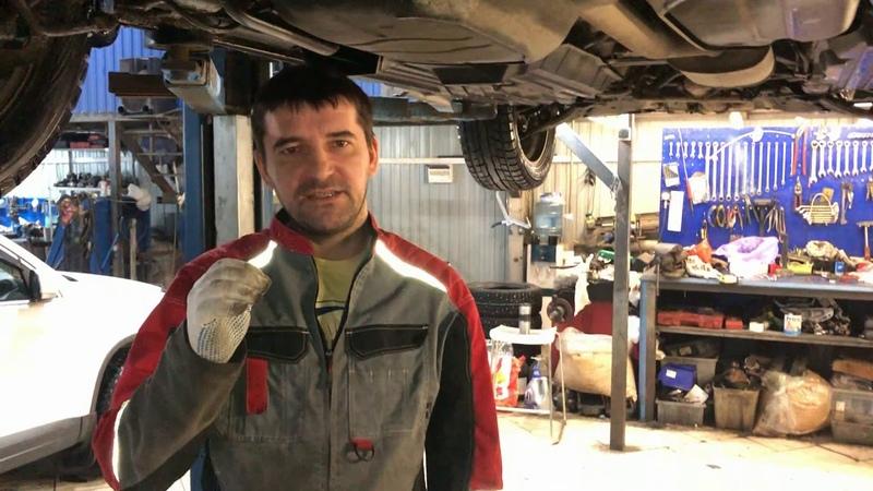 Как проверить 4х4 Mazda CX 7 9