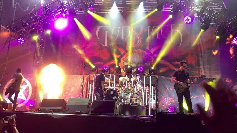 Godsmack 1000hp 4-28-18 Markham Park Sunrise, FL