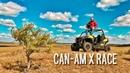 НАСТОЯЩЕЕ РУБИЛОВО на квадроциклах и багги по бездорожью. Гонки Can-Am X Race 2018. BRP