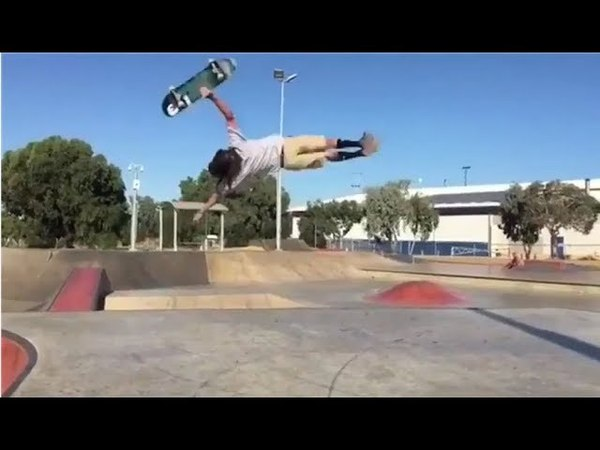 INSTABLAST! - CHRIST AIR BACKFLIP!! Slug Does Kickflip!! DEADLY Noseblunt Yank In!!
