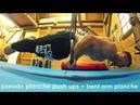 Dominik Sky - Beginner Rings Tutorial - PUSH UPS