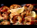 Browned Butter Honey Garlic Shrimp