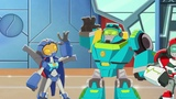 Transformers Rescue Bots Academy - The Academy Is Having A Peek (Promo)