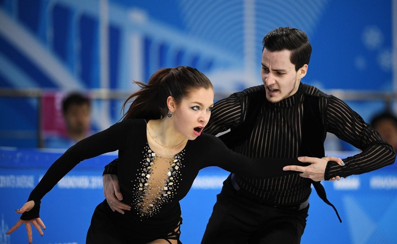 Анастасия Шпилевая - Григорий Смирнов/ танцы на льду - Страница 14 VaCN3_NSrdk