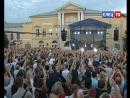 Концерт Стаса Костюшкина прошёл с аншлагом: знаменитый российский певец поздравил ельчан с Днём города
