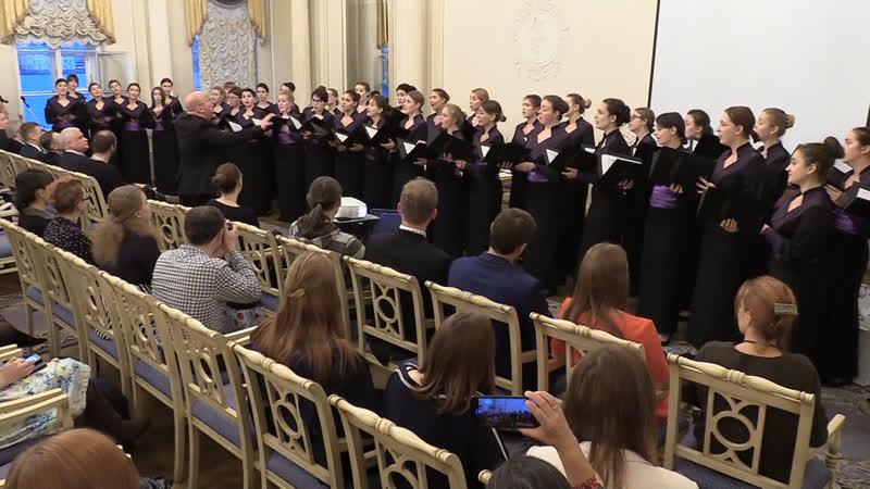 Наука — это не скучно! Награждение молодых ученых в области искусств и культуры в Петербурге. ФАН-ТВ