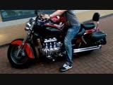 Honda Valkyrie - Cobra exhaust sound without bafflers http___www.valkyrieownersc.com