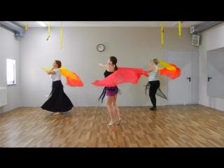 Видео №99. Восточный танец. Lena Chamamyan - Love in Damascus