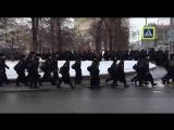 Власти готовятся к акции памяти как к протестам: центр Москвы сейчас выглядит так. Ссат суки
