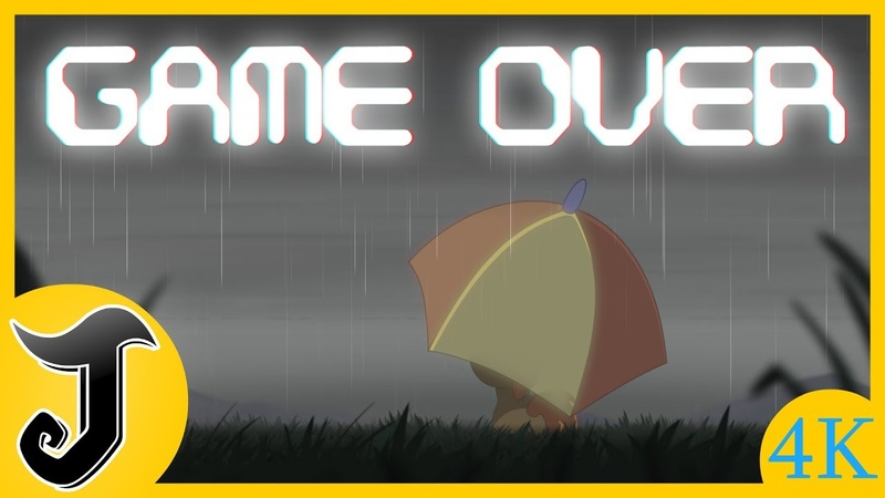 [♫] GAME OVER - Official Music Video [4K Remaster SFX]