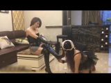 Chinese mistress and her lesbian slave 3
