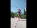 дискотека в парке комсомольский сад! тренинг