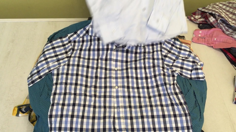 237 Рубашка ХБ / Крем / Германия