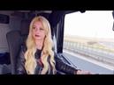 Kobieta w ciężarówce, czyli Pani Dagmara - Kierowca LINK w akcji