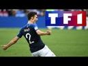 Le but exceptionnel de Benjamin Pavard commenté par Grégoire Margotton et Bixente Lizarazu ! TF1