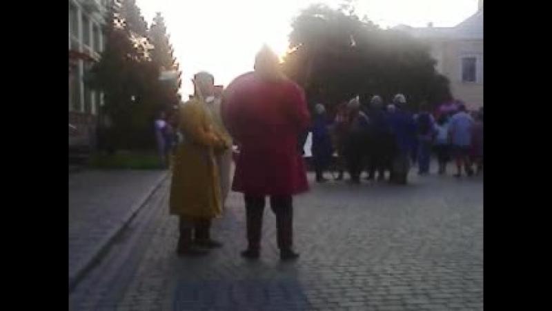 вистава в Тернополі