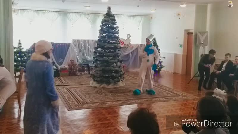 Поздравление с Н.Г ребят Волковысского детского дома