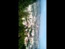 подъём на гору 727 метров над уровнем моря
