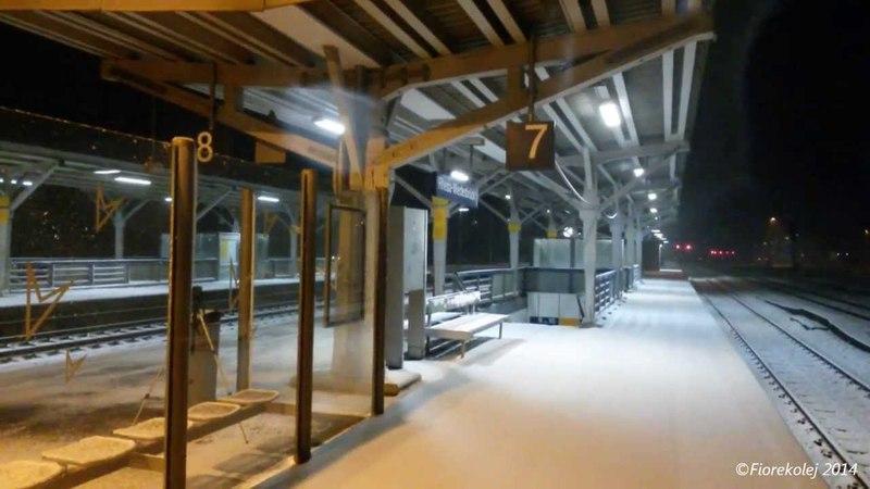 EN Jan Kiepura 200km/h w porządnej zadymie / Polish EuroNight train