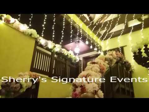 Sherry's Signature Events Flower Arrangement P 23