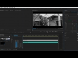 CINEMATIC Black and White Color Grading Tutorial _ Adobe Premiere Pro CC