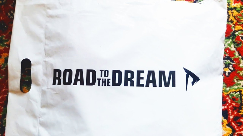 ОТКРЫВАЮ ROAD TO THE DREAM ШМОТ