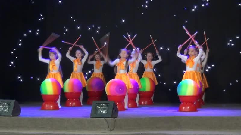 3)XVIII фестиваль Созвездие-Йолдызлык-2018 - Оранжевый мир 8.02.2018 (Набережные Челны)