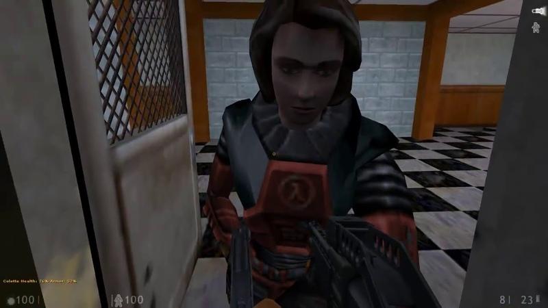 [Прохождение] Half-Life 1 Decay [8 - Напряжённость] [RUS]