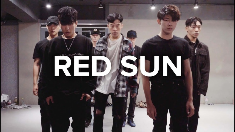 Red Sun - Hangzoo (ft. ZICO, Swings) / Jinwoo Yoon Choreography