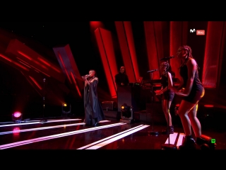 Kelela - LMK / Waitin (Later... with Jools Holland 51-03 - 2017-10-10)