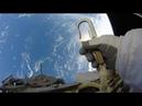 2 minutes d'une vertigineuse sortie dans l'espace depuis l'ISS