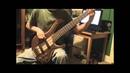 Beneath The Massacre - Symptoms Bass Cover
